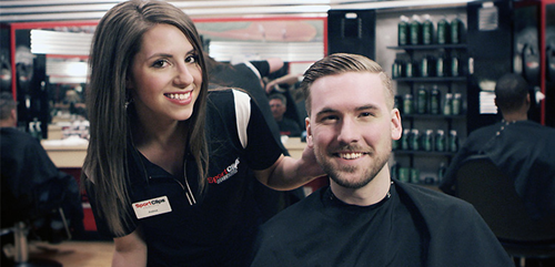 Sport Clips Haircuts of Village at Stone Oak Haircuts